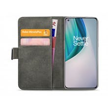 Mobilize OnePlus Nord N10 Wallet Case Black