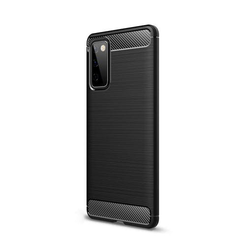 Just in Case Galaxy S20 FE Rugged Case Black