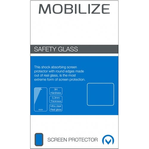 Mobilize Galaxy A12 Glass Screenprotector