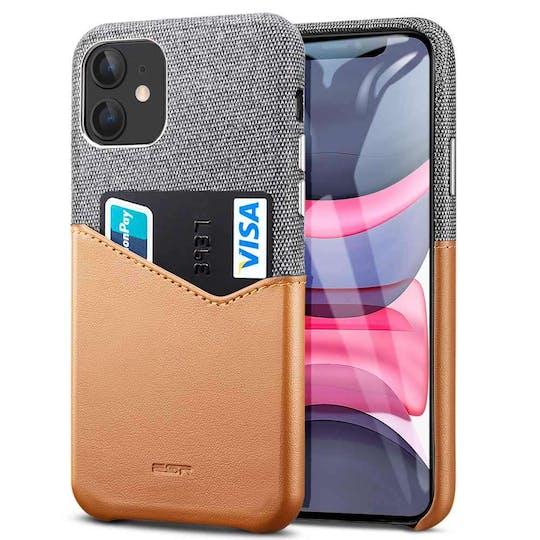 ESR iPhone 11 Metro Case Brown