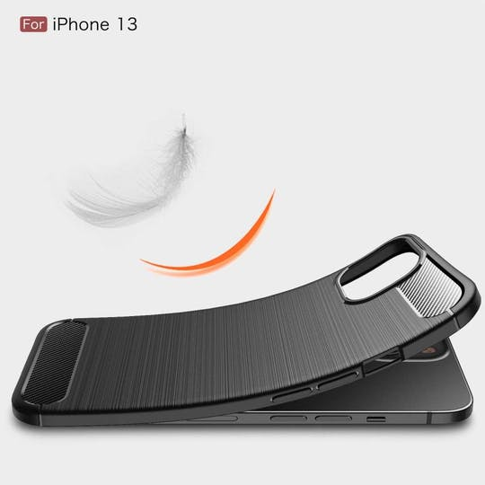 Just in Case iPhone 13 Rugged Case Black