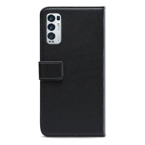 Mobilize OPPO Find X3 Neo Wallet Case Black