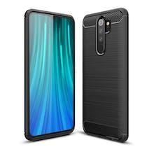 Just in Case Redmi Note 8 Pro Rugged Case Black